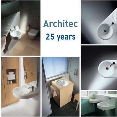 方中有圆:Architec系列