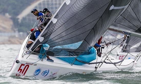 中国杯帆船赛仍未盈利,但亏损幅度正在缩小。