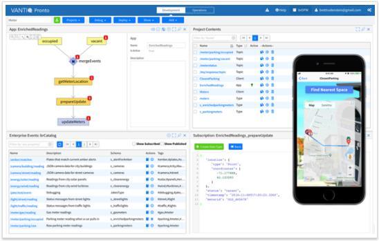 全新的VANTIQ Pronto推动了现代事件驱动系统的发展