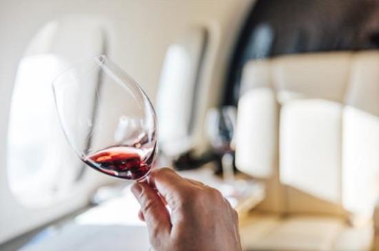 VistaJet启动全球第一个飞行葡萄酒项目