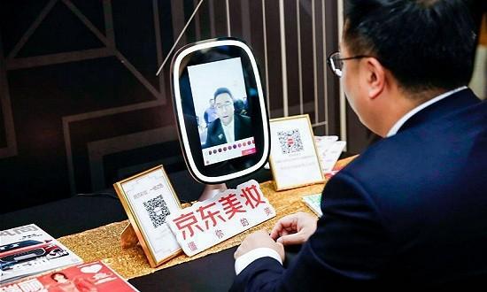京东希望人们买美妆时也能想起它,要在2019年做些改变