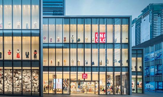 优衣库和年轻人一起告诉你,门店设计如何表达城市生活美学