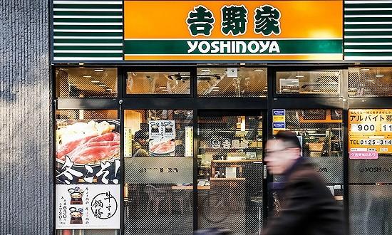 吉野家日本遭遇九年来首次业绩亏损,它在中国的日子也不好过