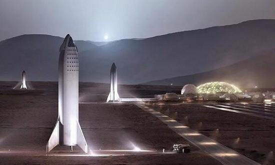 马斯克称人类前往火星票价将低于50万美元,回程免费