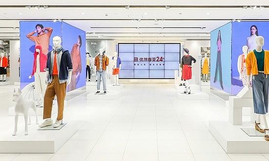 把展览办在旗舰店,优衣库用衣服诠释春夏的新生活美学