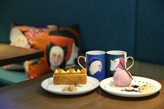 INKIVY当法式甜品遇上法国艺术瓷的嗲