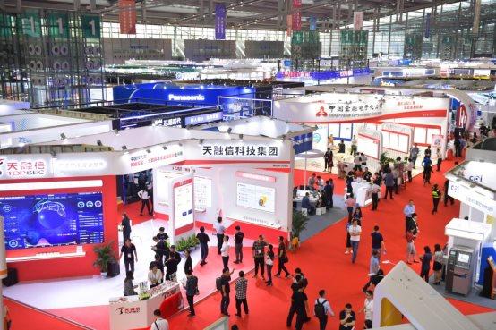 银雁科技现身2019中国国际金融展,以科技服务赋能金融服务新生态
