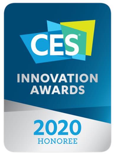 LeddarTech近期推出一款荣获CES 2020创新大奖