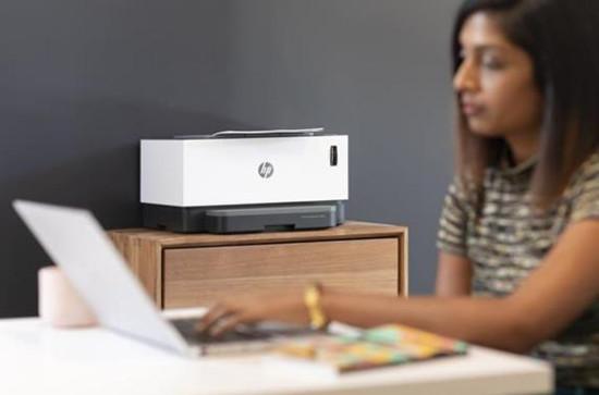 HP帮助商务专业人士保持在家高效打印,数月无需加注碳粉